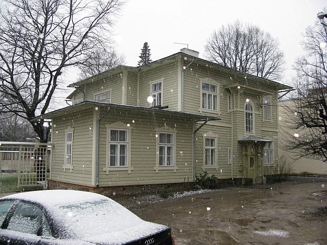 Kastani 3 esivaade  Autor Egle Tamm  Kuupäev  11.02.2008