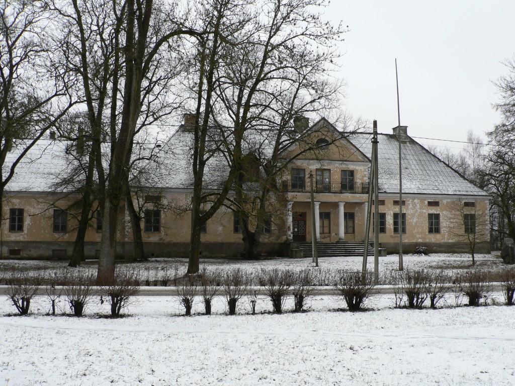 Karinu mõisa peahoone  Autor Tavo Tamm  Kuupäev  07.02.2008