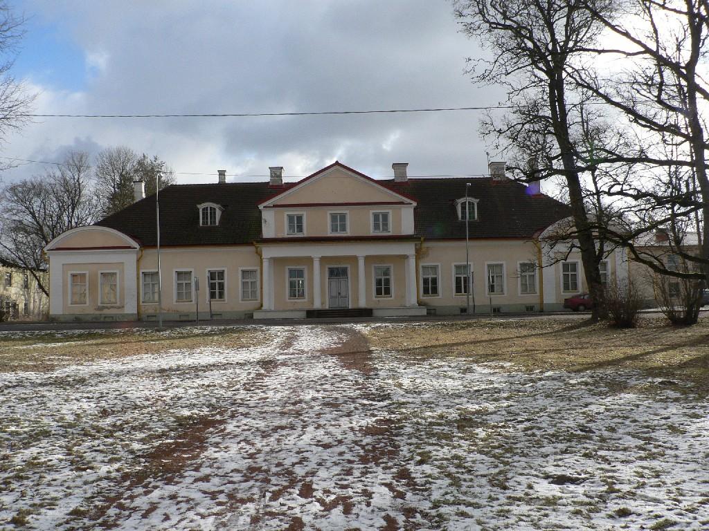 Koigi mõisa peahoone  Autor Tavo Tamm  Kuupäev  14.02.2008