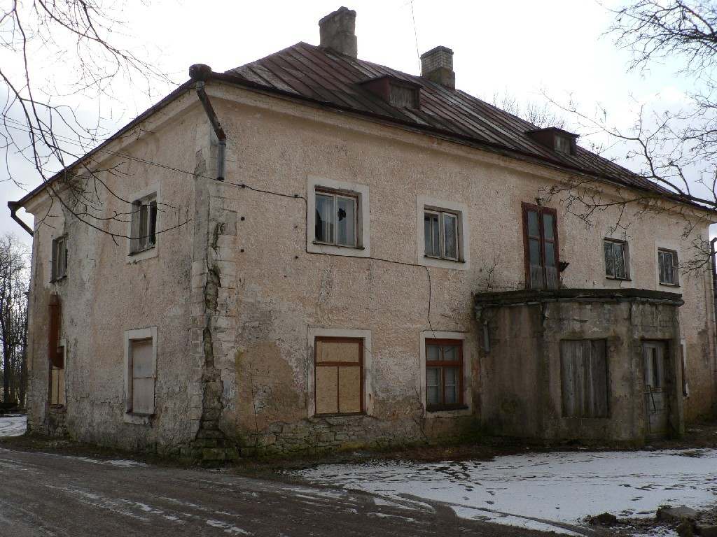 Koigi mõisa valitsejamaja  Autor Tavo Tamm  Kuupäev  14.02.2008
