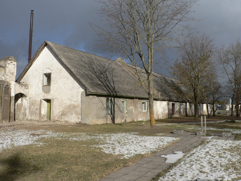 Koigi mõisa karjalaut  Autor Tavo Tamm  Kuupäev  14.02.2008
