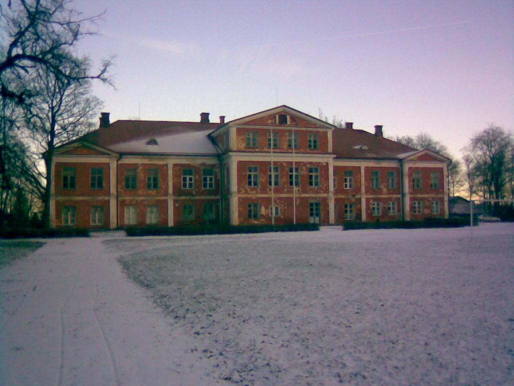 Kabala mõisa peahoone  Autor Tavo Tamm  Kuupäev  28.01.2008