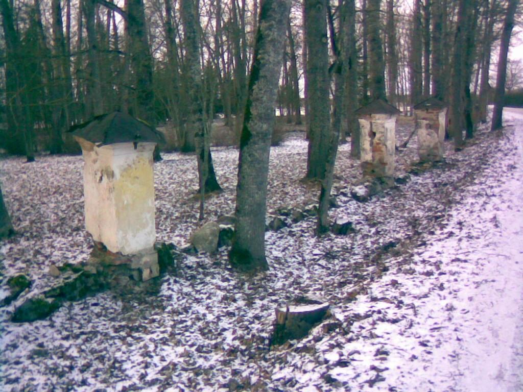 Kabala mõisa pargi piirdemüür  Autor Tavo Tamm  Kuupäev  28.01.2008