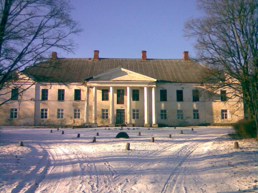 Kirna mõisa peahoone  Autor Tavo Tamm  Kuupäev  28.01.2008