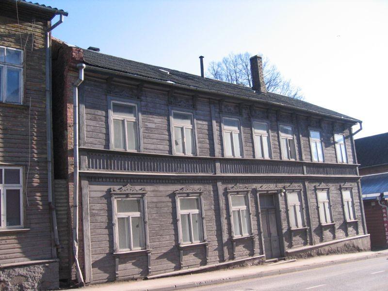 Narva mnt 121 esikülg. Foto Egle Tamm, 25.02.2014.