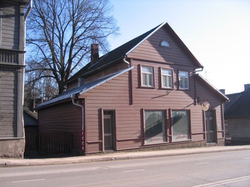 Narva mnt 113 esivaade. Foto Egle Tamm, 25.02.2014.
