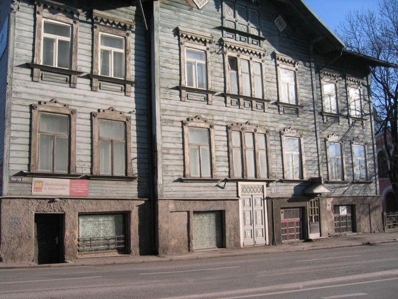 Narva mnt 107 esikülg. Foto Egle Tamm, 25.02.2014.