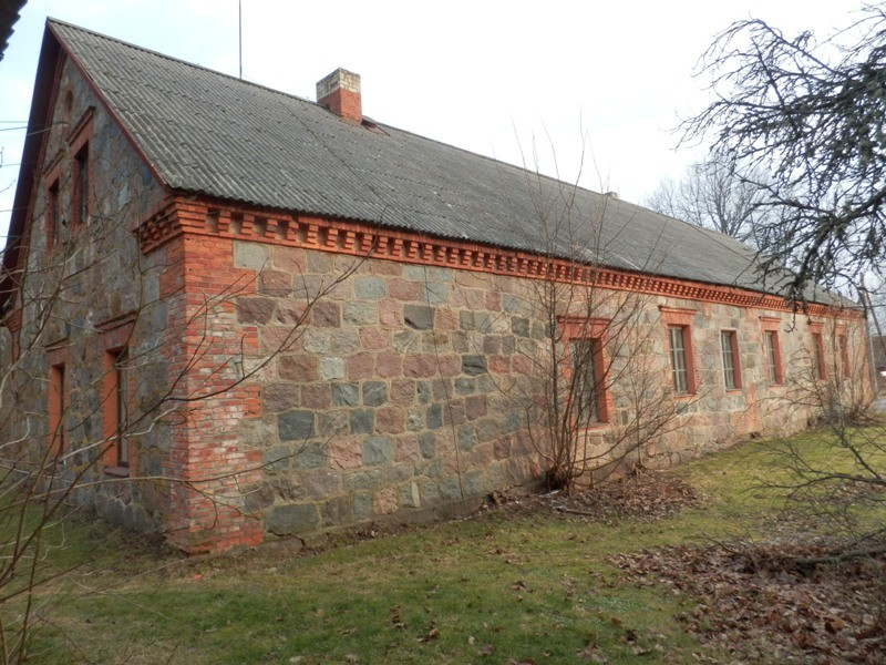 Kärstna mõisa teenijatemaja Foto Anne Kivi 27.02.2014