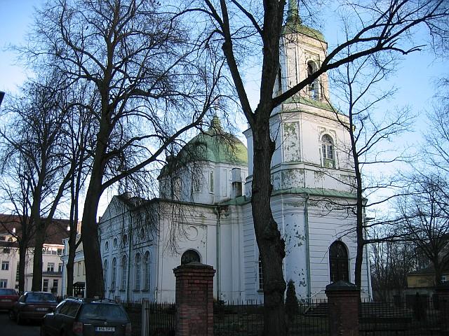 Uspenski kiriku läänevaade  Autor Egle Tamm  Kuupäev  22.02.2008