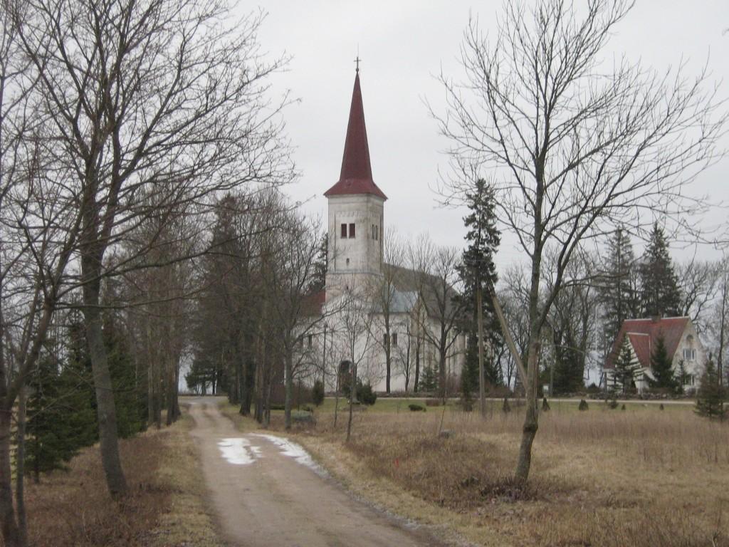 Harju-Jaani kirik  Autor Ly Renter  Kuupäev  29.02.2008