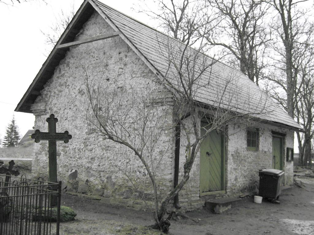 Vaade Raasiku vanale kalmistule  Autor Ly Renter  Kuupäev  28.02.2008