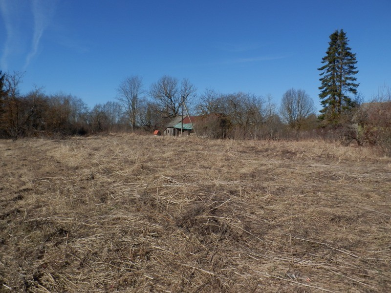 "Kalmistu ""Ülpre kalm"" reg nr 13294. Foto: Anne Kivi, 29.03.2014."