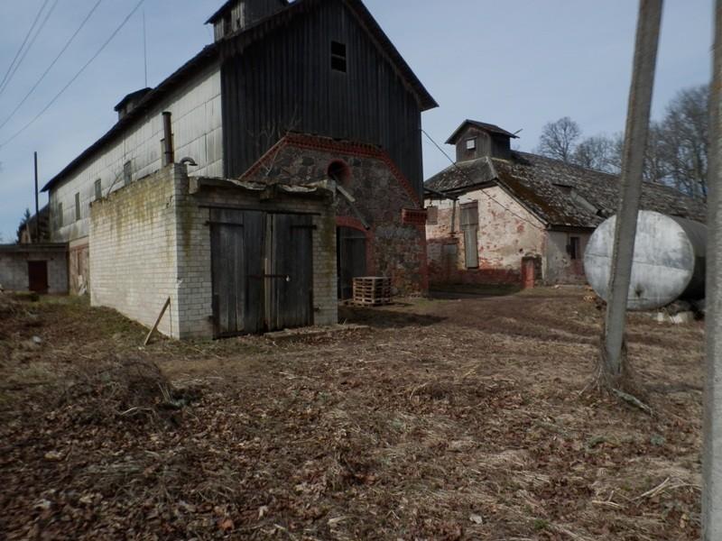 Loodi mõisa karjalaut, 1874.a. Foto Anne Kivi 09.04.2014