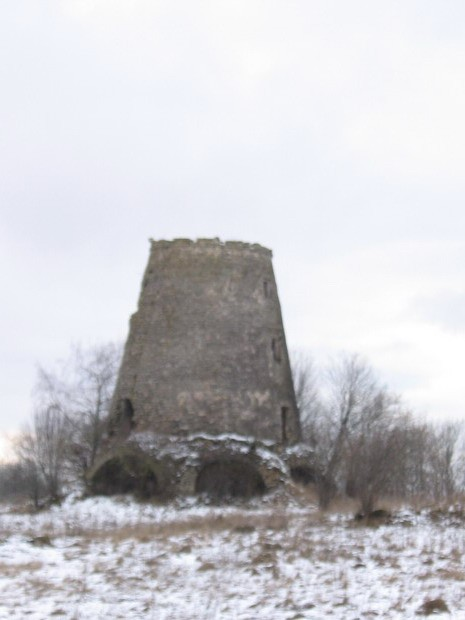 Einmanni mõisa tuuleveski :  Autor Anne Kaldam  Kuupäev  17.03.2008