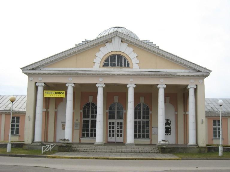 Ranna pst 1 hoone peasissekäik  Autor Liina Hansen  Kuupäev  12.03.2008