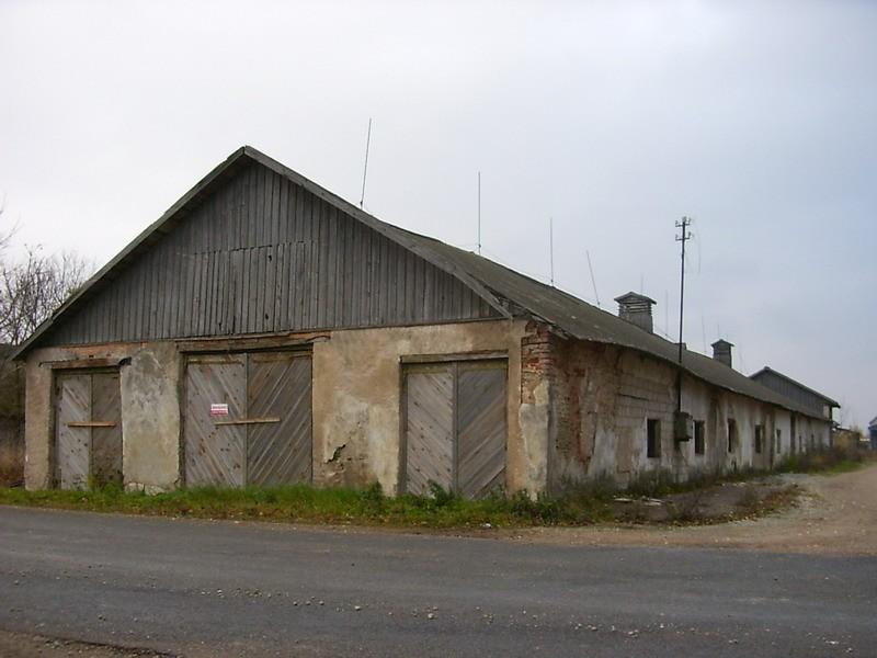 Kurtna mõisa tall-tõllakuur  Autor Tõnis Taavet  Kuupäev  10.03.2008