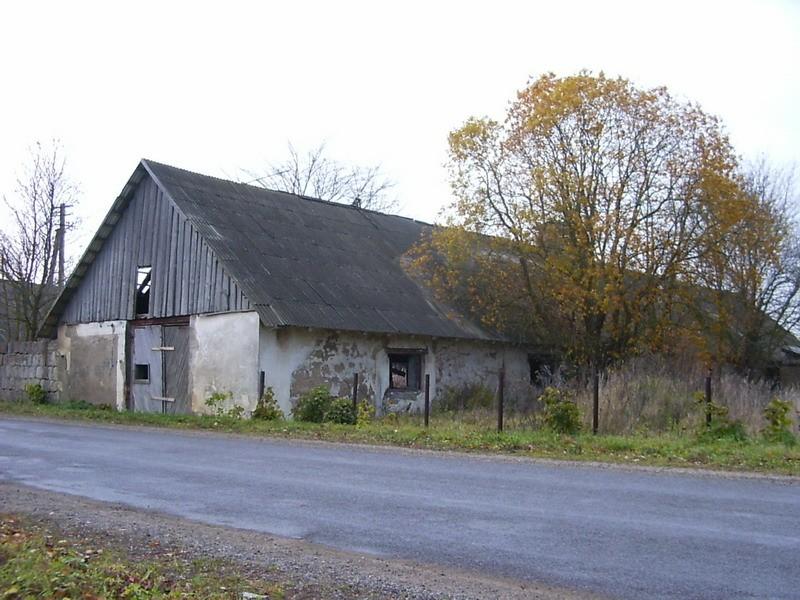 Kurtna mõisa karjalaut 1  Autor Tõnis Taavet  Kuupäev  22.10.2007