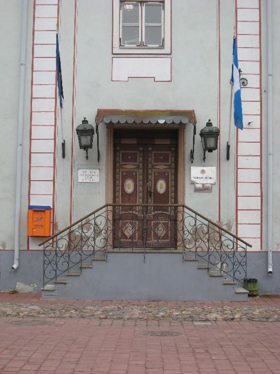 Rüütli tn 23 välisuks  Autor Liina Hansen  Kuupäev  06.03.2008