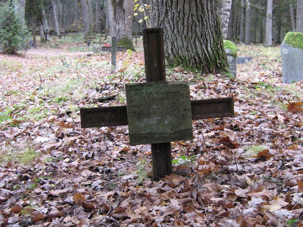 Esku kalmistu, reg. nr 5797. Foto: I. Raudvassar, kuupäev 23.07.2007