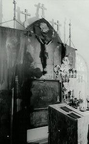 "Ikoon ""Haudapanemine"" Foto: 1983"