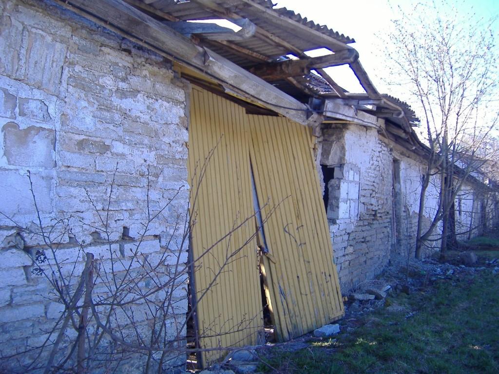 Kostivere mõisa karjakastell  Autor Ly Renter  Kuupäev  26.02.2008