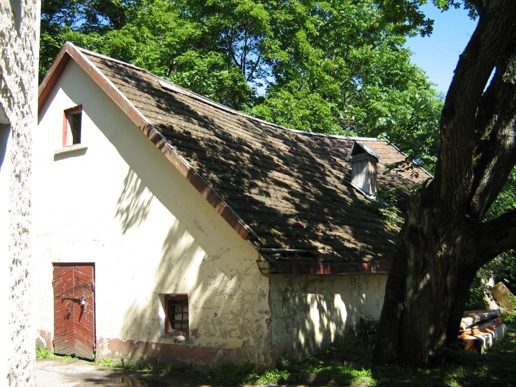 Kostivere mõisa kelder  Autor Ly Renter  Kuupäev  27.06.2007