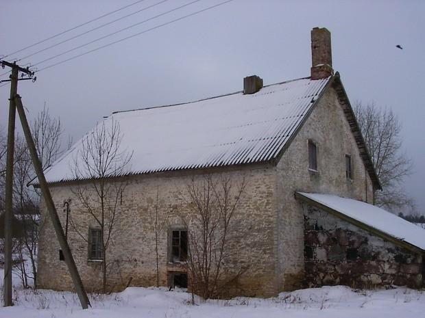 Lasila mõisa kuivati : 15766 vaade  Autor Anne Kaldam  Kuupäev  03.01.2006
