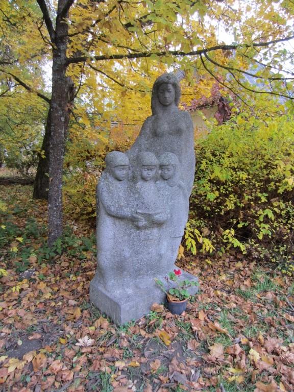 Porkuni mõisa park, foto Anne Kaldam 08.10.2013