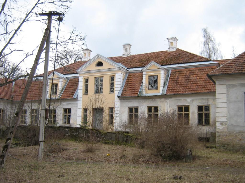 KOdasoo mõisa peahoone  Autor Ly Renter  Kuupäev  10.04.2008