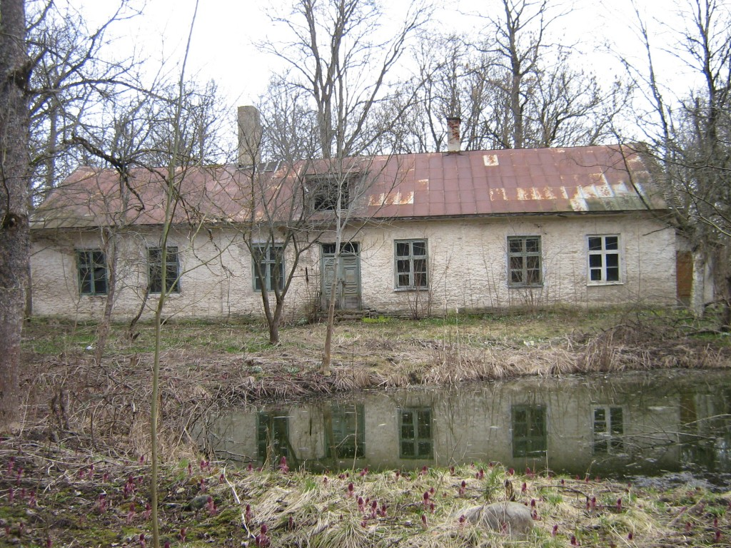 Kodasoo mõisa teenijatemaja  Autor Ly Renter  Kuupäev  11.04.2008