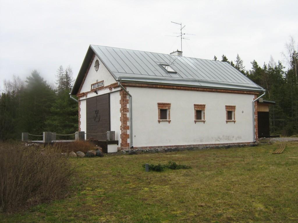 Merepäästejaama hoone  Autor Ly Renter  Kuupäev  15.04.2008