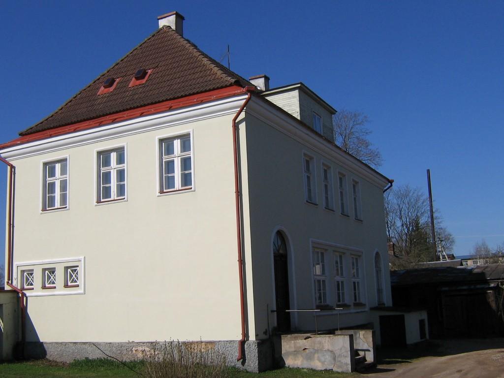 tagantvaade  Autor A.Kivi  Kuupäev  19.04.2008