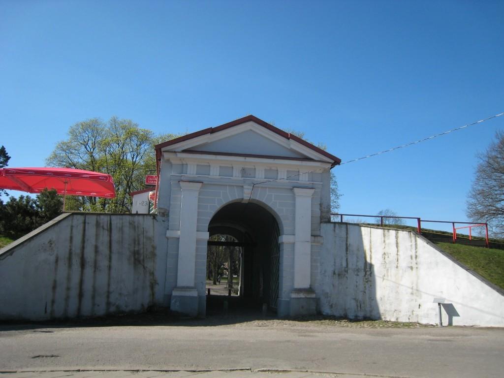 Tallinna värav  Autor Liina Hansen  Kuupäev  28.04.2008