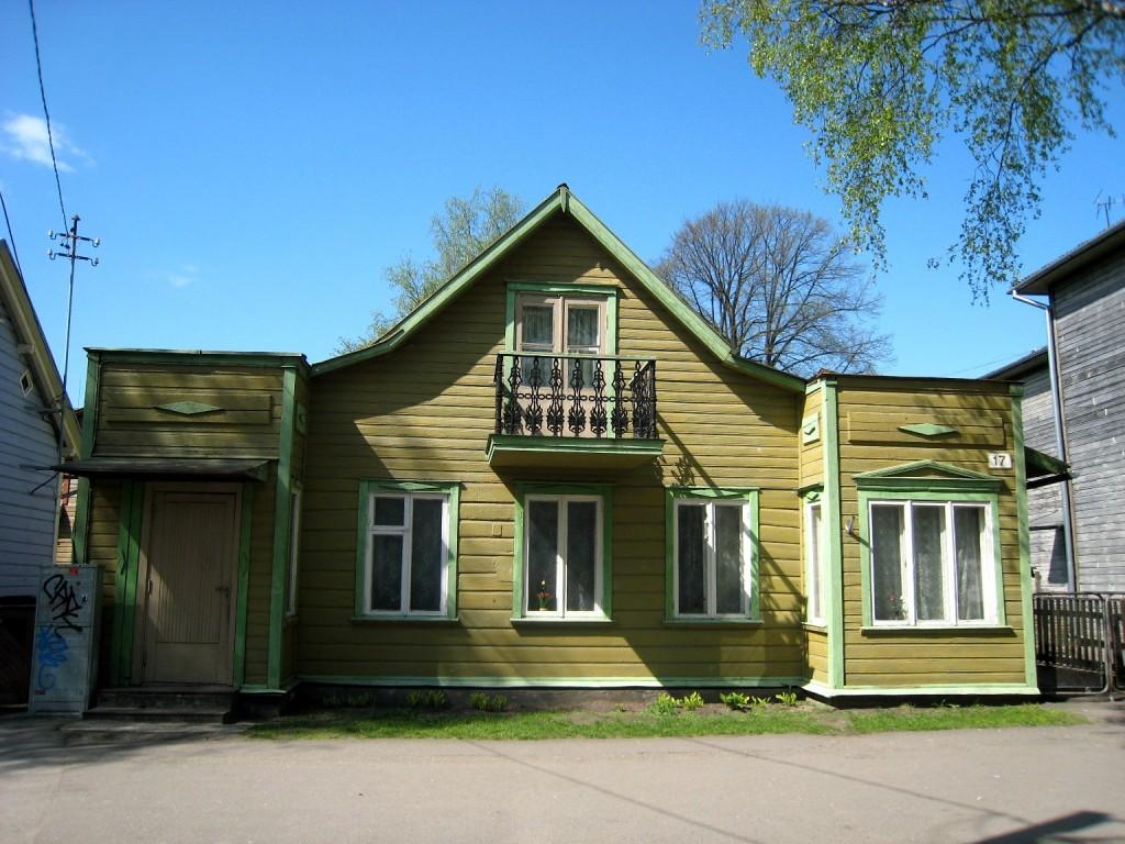 Supeluse tn 17  Autor Liina Hansen  Kuupäev  03.05.2008