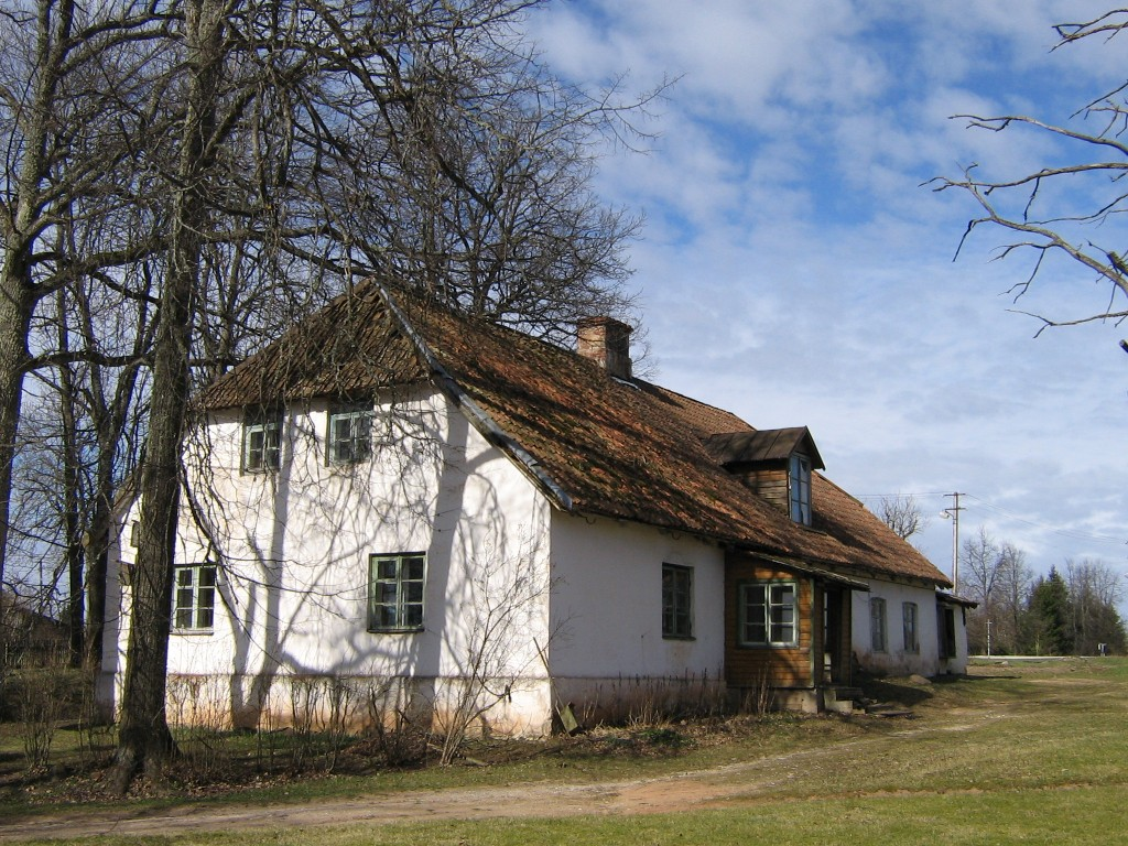 Uue-Suislepa mõisa valitsejamaja Autor A.Kivi  Kuupäev  13.04.2007