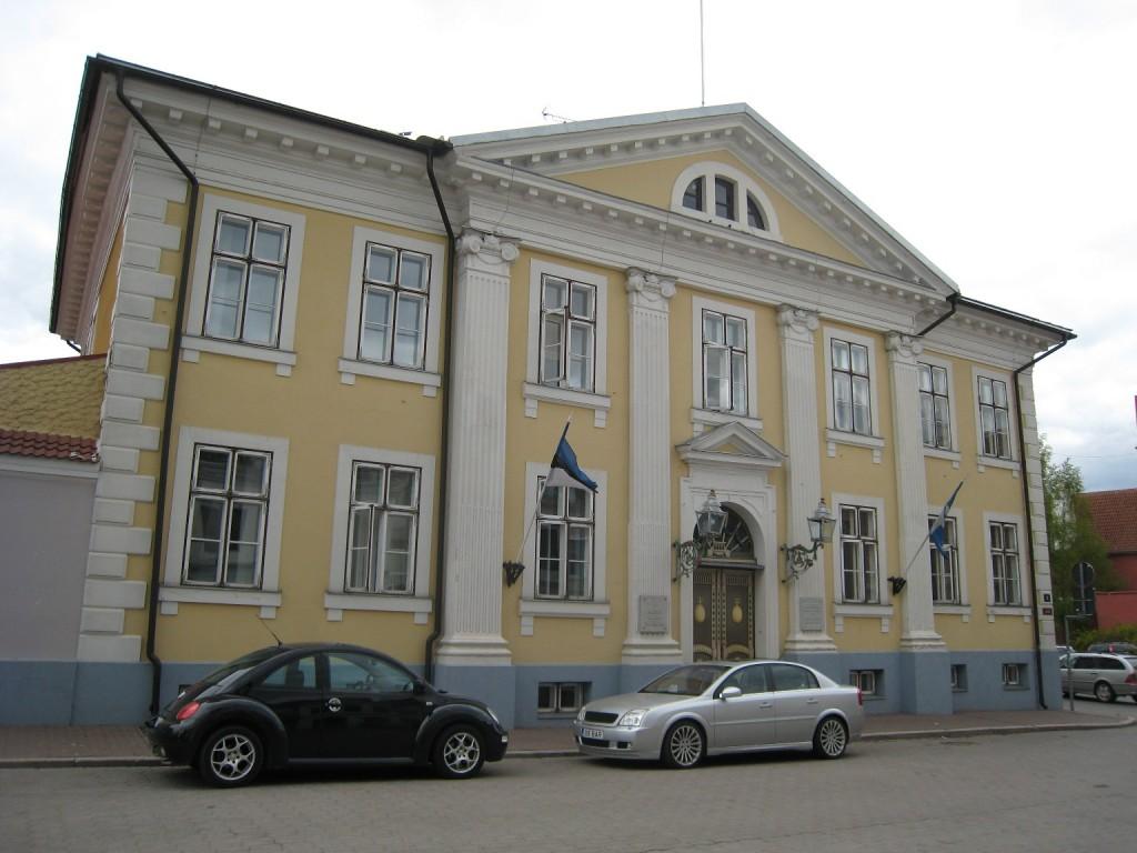 Uus tn 4 eestvaade  Autor Liina Hansen  Kuupäev  07.05.2008