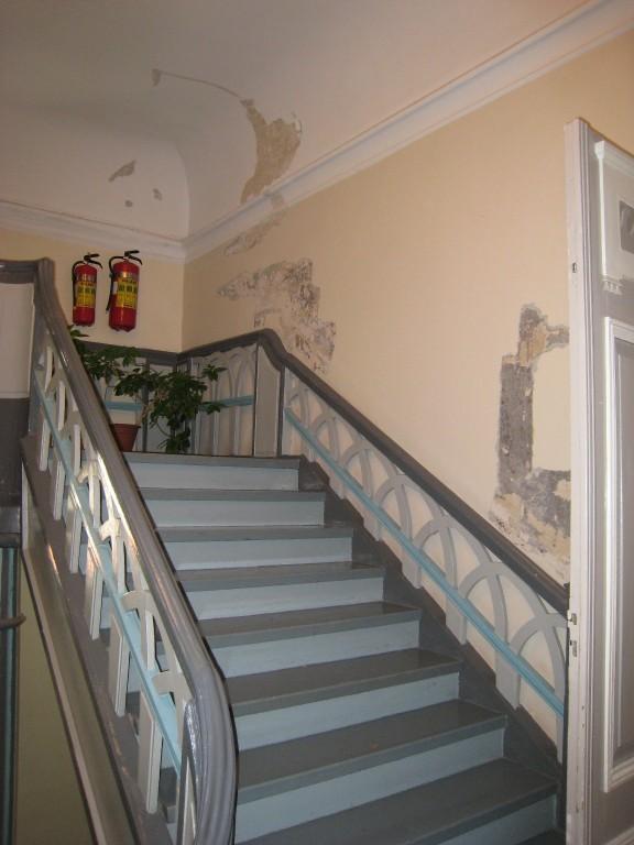 Uus tn 4 trepistik  Autor Liina Hansen  Kuupäev  07.05.2008