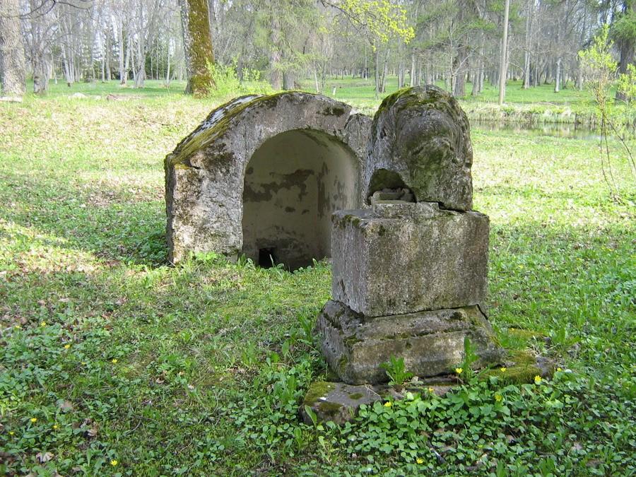 Monument  Autor Kalli Pets  Kuupäev  30.04.2008