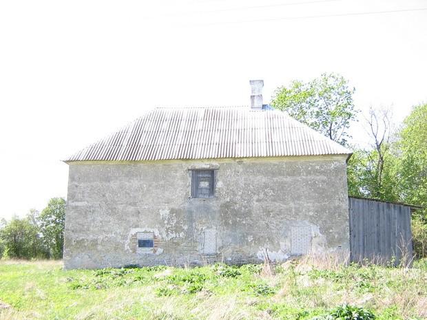 Andja mõisa ait-elamu :15799. vaade tagant-idafassaadile  Autor ANNE KALDAM  Kuupäev  13.05.2008