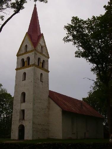 Pärnu-Jaagupi kirik    Autor Peirumaa    Kuupäev  27.07.2004