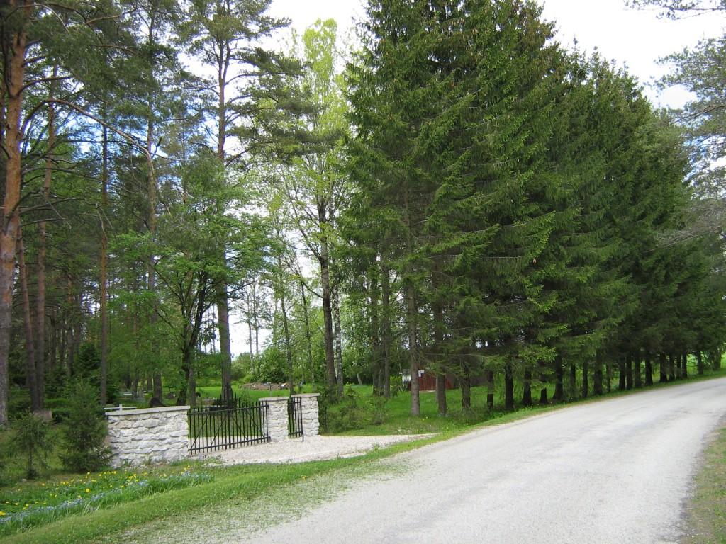 Ao kalmistu, reg. nr 5770. Vaade väravale. Foto: I. Raudvassar, kuupäev 19.05.2008