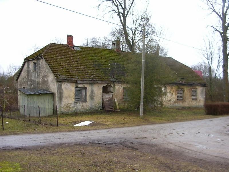 Lüganuse köstrimaja, 18.saj.  Autor Tõnis Taavet  Kuupäev  13.03.2008