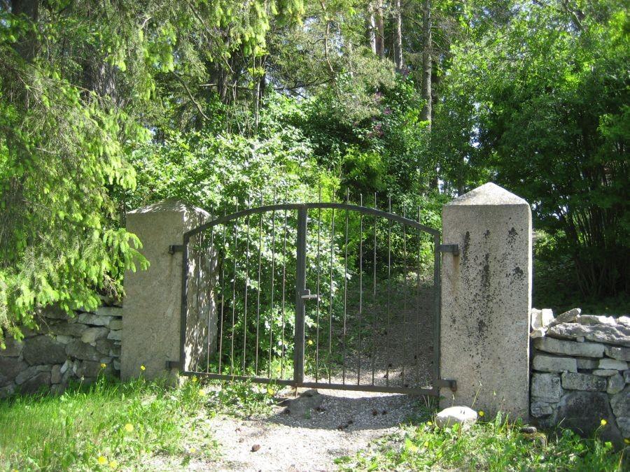 värav  Autor Riina Pau  Kuupäev  24.05.2008