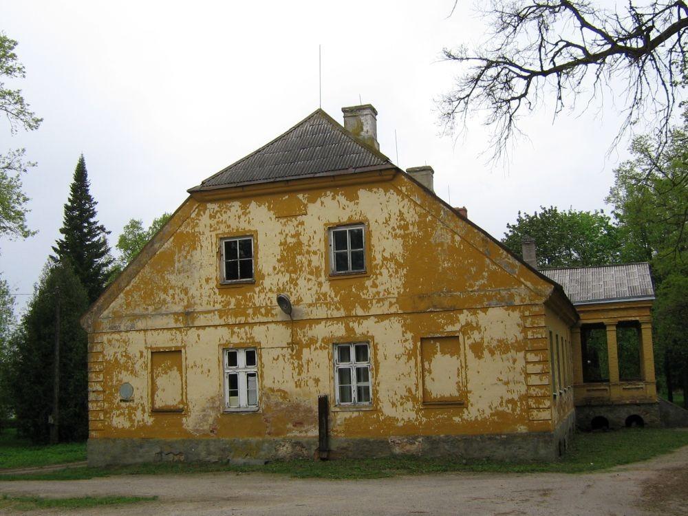 Põlgaste mõisa peahoone  Autor Viktor Lõhmus  Kuupäev  19.05.2008