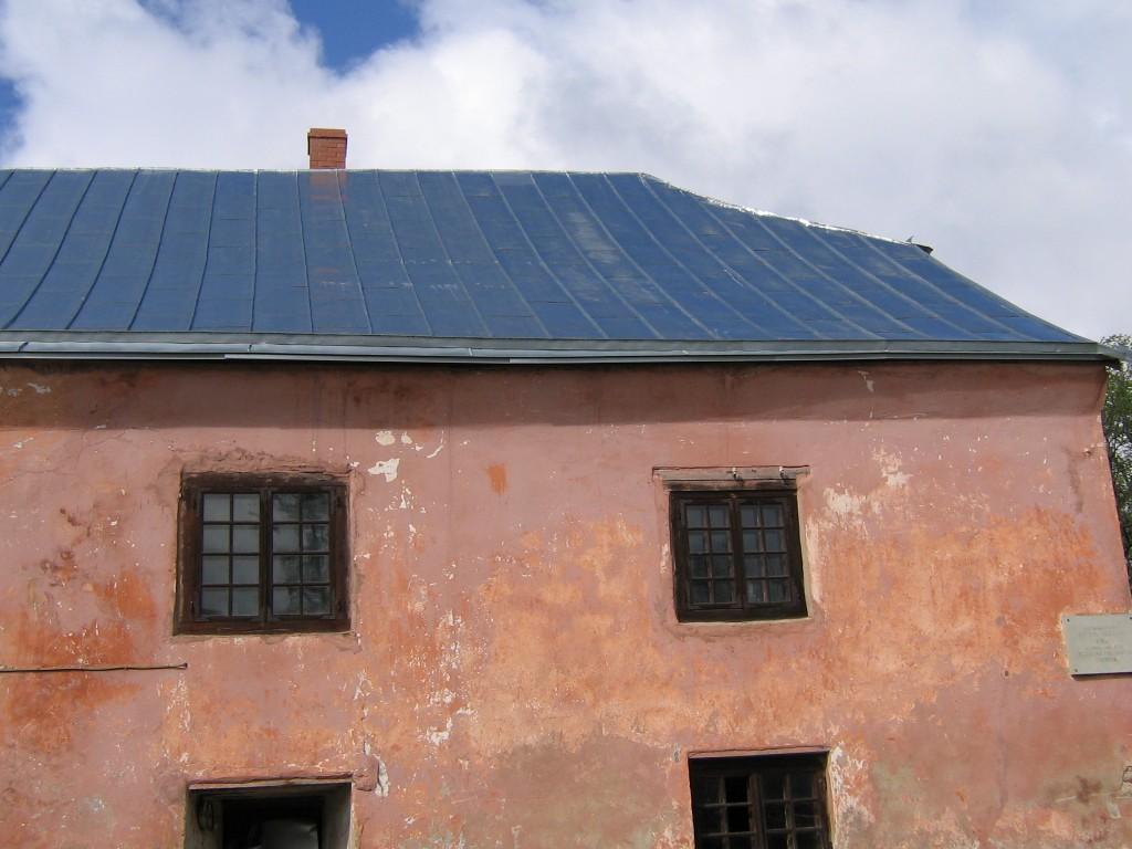 Vesiveski pärast katuse remonti  Autor Viktor Lõhmus  Kuupäev  08.05.2008