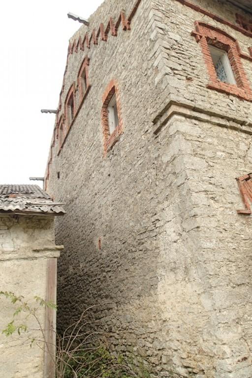 Vao mõisa viinavabrik, vaade lääne otsaseinale. Foto: M.Abel, kp 13.10.14