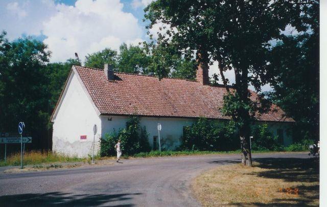 Meierei eestvaade    Autor Kalli Pets    Kuupäev  21.07.2003
