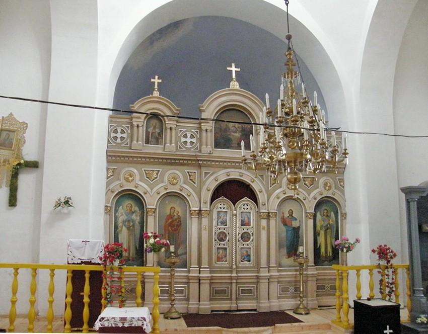 Jõõpre kiriku ikonostaas, Ü.Jukk, 9.10.2008
