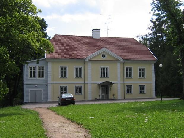 Vihula mõisa valitsejamaja : 15959 vaade põhjast, pärast ümberehitusi  Autor ANNE KALDAM  Kuupäev  19.06.2008