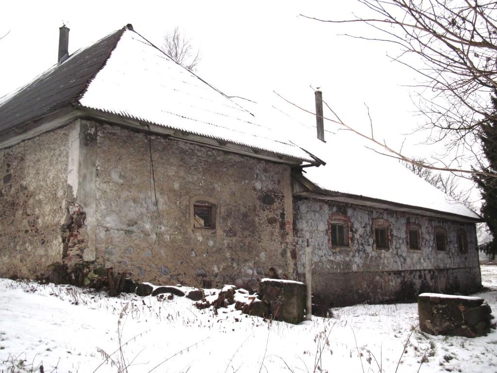 Kuremaa mõisa tall  Foto: Sille Raidvere  Aeg: 04.12.2014
